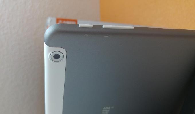 Камера на планшете Teclast X98 Pro
