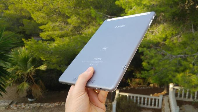 Разъемы и кнопки планшета Teclast X98 Pro