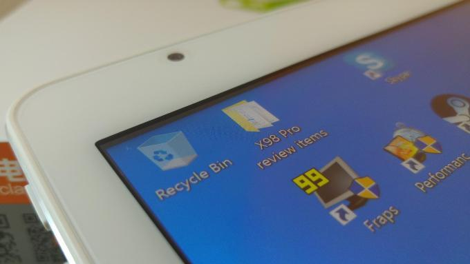Экран в Teclast X98 Pro
