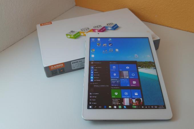Teclast X98 Pro - мощный планшет на Windows 10