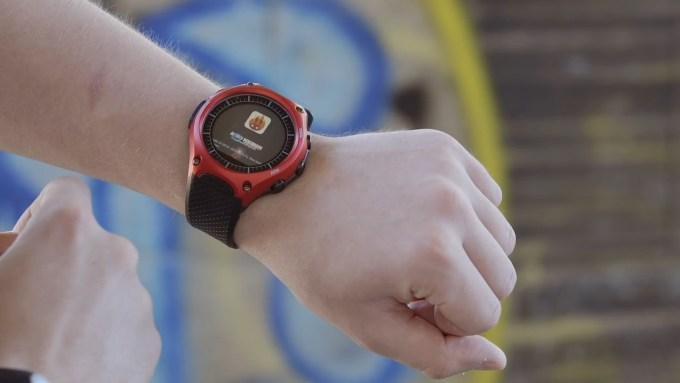Часы на процессоре MedaiTek MT2601