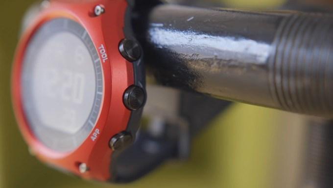 Управление часами WSD-F10