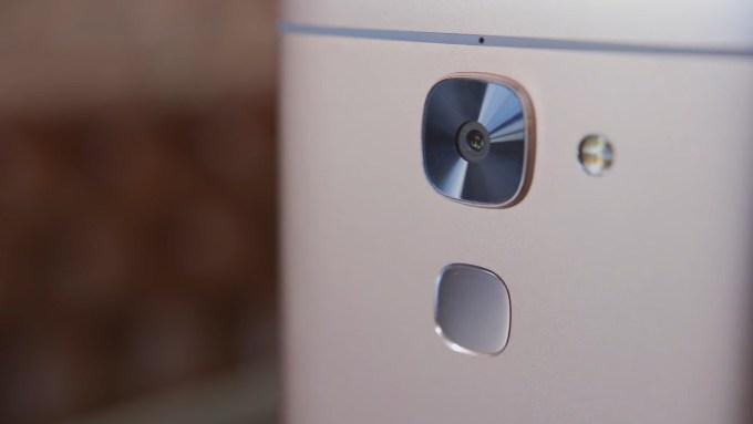 Камера на Le Max 2