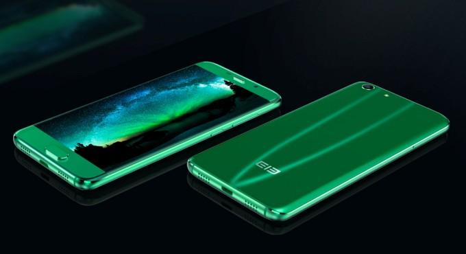 Elephone S7 и S7 mini спереди и сзади