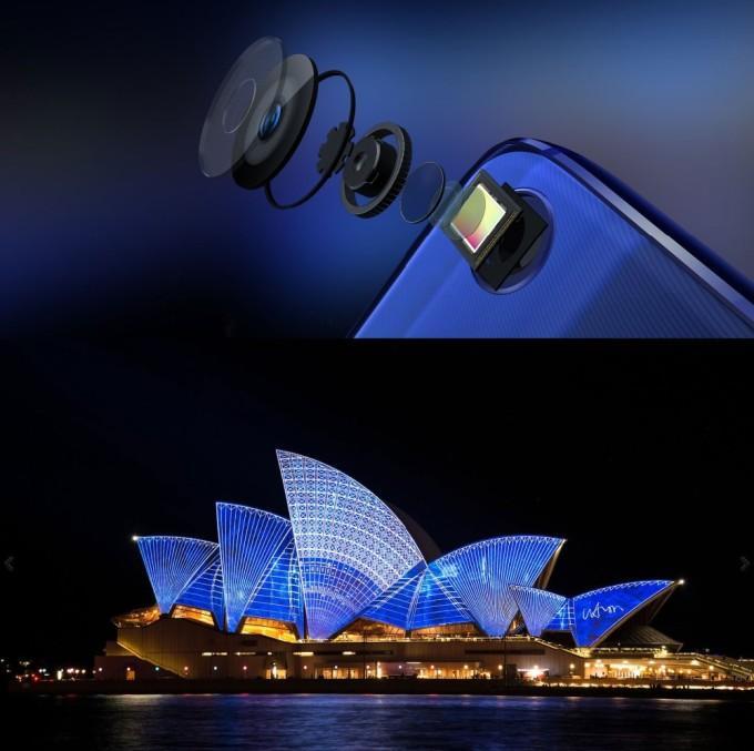Камера в elephone s7
