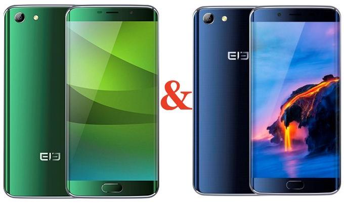 Elephone S7 и S7 mini – путь к роскоши