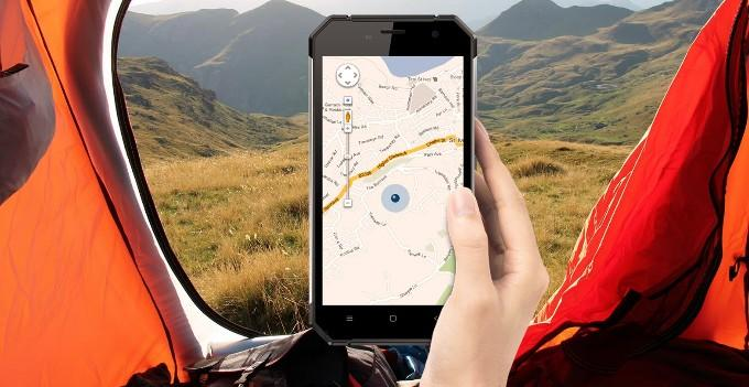 GPS в Nomu S30