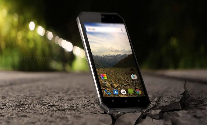 Характеристики смартфона Nomu S30