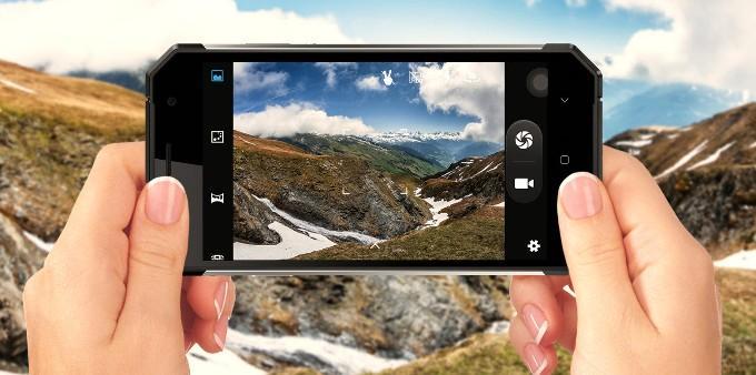 Камеры в смартфоне nomu s30