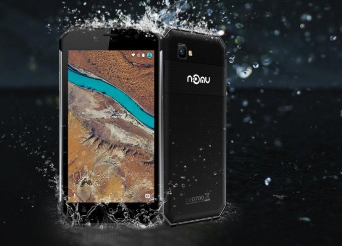 Nomu S30 - защищенный смартфон по стандарту IP68