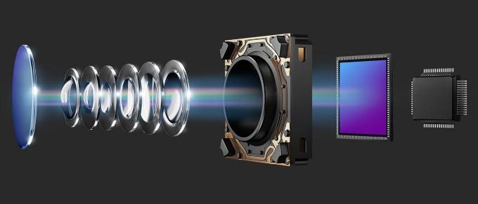 Камера от Sony в zte nubia z11