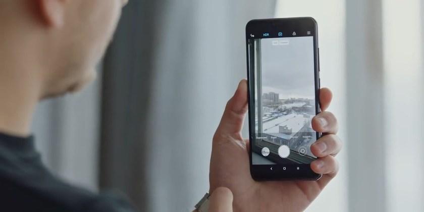 Камеры Xiaomi Mi 8 Lite