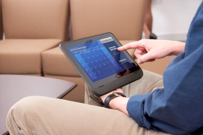 Размер экрана планшета для работы