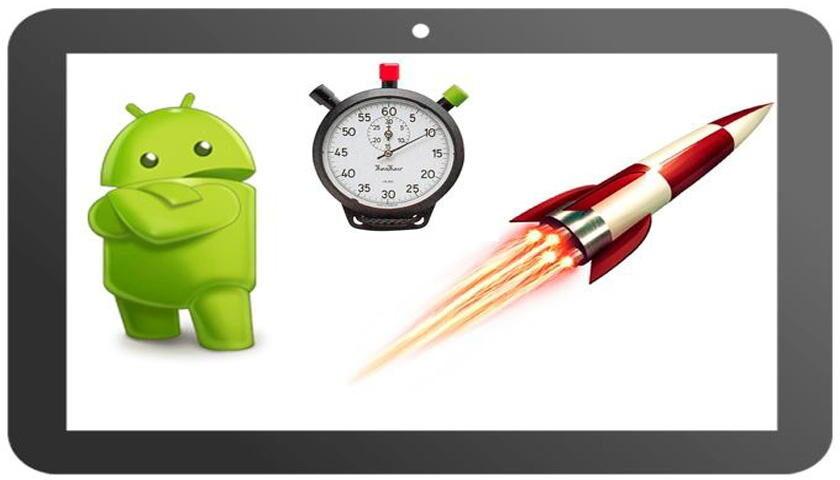 Как ускорить работу планшета